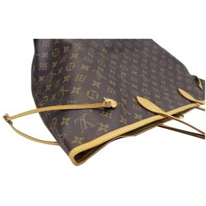 Louis Vuitton Bags - LOUIS VUITTON NEVERFULL GM MONOGRAM CANVAS TOTE